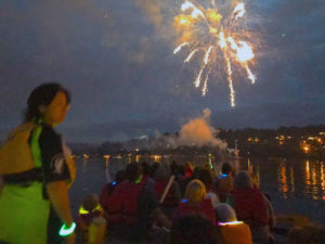 Kenmore Waterfront Activities 4th of july