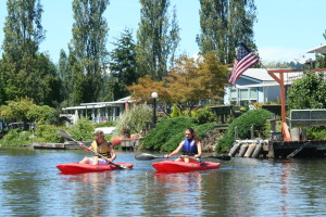 kenmore waterfront activities