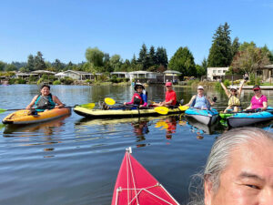 Kenmore Waterfront Activities Canoe and Kayak Photo